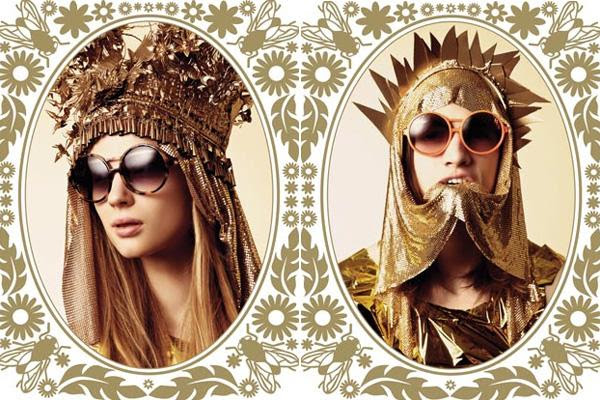 Karen Walker sunglasses Spring/Summer/10