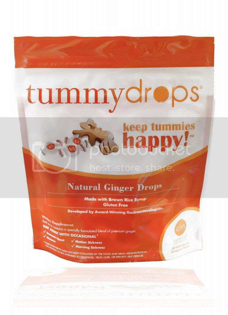 Ginger Tummy Drops