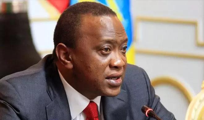 Kenyatta wins Kenya presidential election