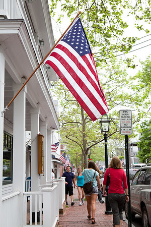 Memorial Day in Edgartown