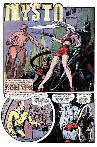 Planet Comics 48 - Mysta (May 1947) 00