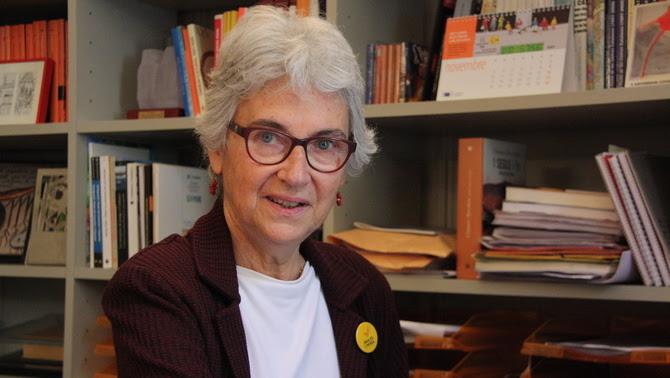 Muriel Casals (Foto:ACN)