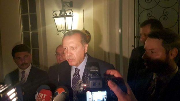 Presidente da Turquia