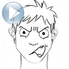 Comment Dessiner Dessiner Une Expression Du Visage La