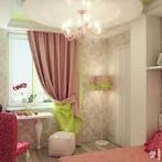 Architecture: Adorable Flower Wall Decor Pink Green And Cream Easy ...