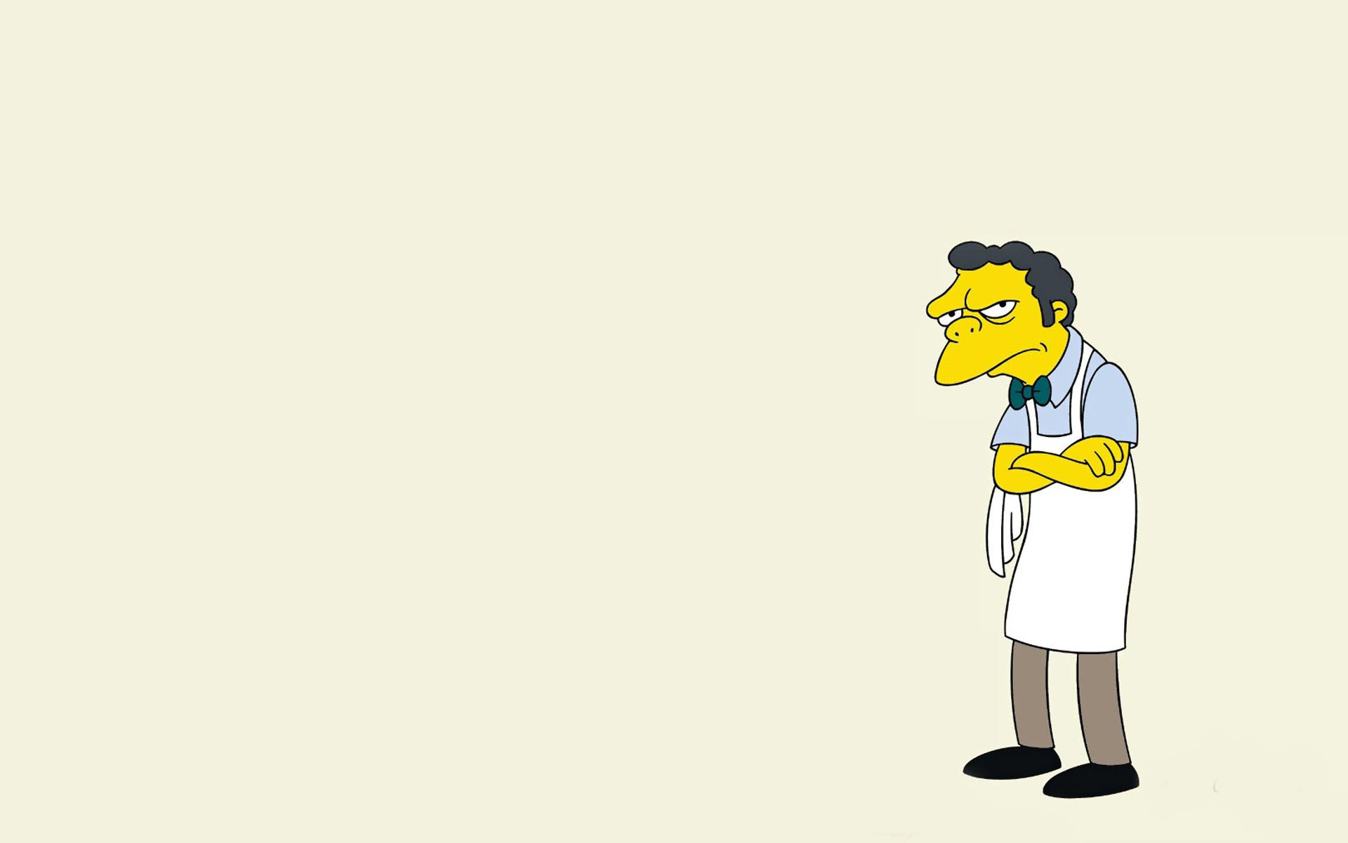 Simpsons Cartoon Design Free Ppt Backgrounds For Your Powerpoint Templates