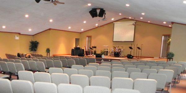 Church inside