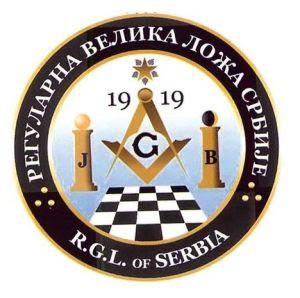 Znak Velike regularne lože Srbije