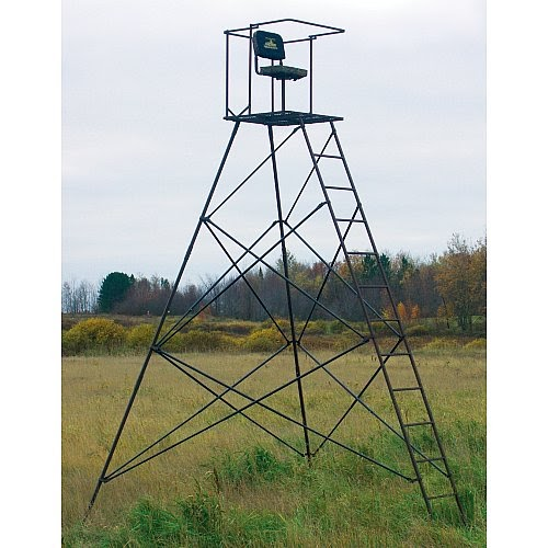 River S Edge 17 Outpost Ladder Pod Stand Ladder Tree