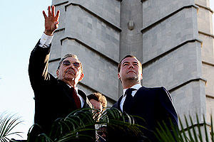 English: HAVANA.With President of the Council ...
