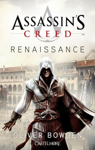 Couverture Assassin's Creed, tome 1 : Renaissance