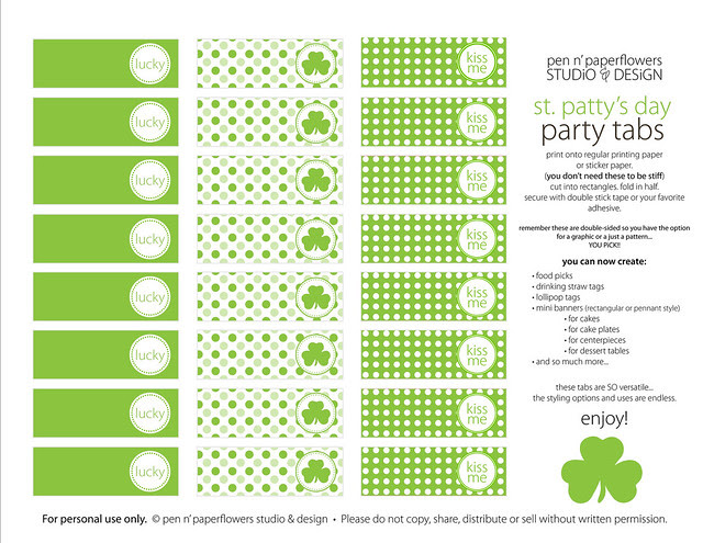 partytabsST.PATTY'SDAY