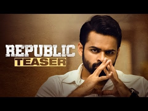 Republic Telugu Movie Teaser