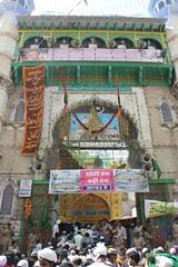 The Holy Shrine of Khwajah Moinuddin Chishty Ajmer by firoze shakir photographerno1
