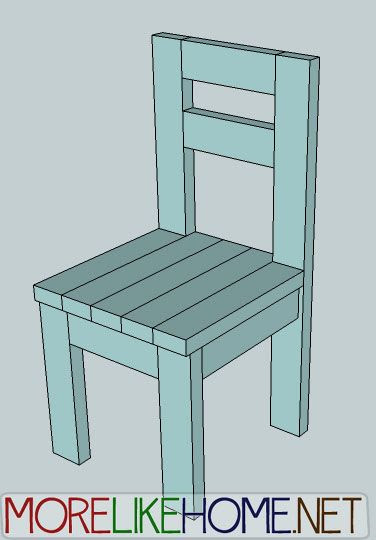 http://www.morelikehome.net/2012/10/day-4-build-simple-chair-with-2x4s.html