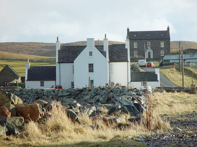 Hillswick Shetland John Dally Geograph Britain And