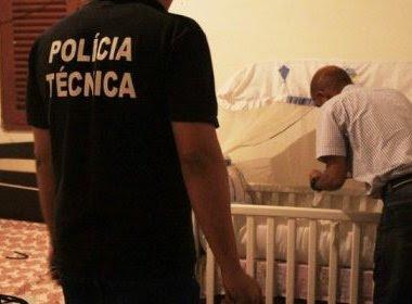 Itapetinga: Mãe dá facada e mata filho de um mês