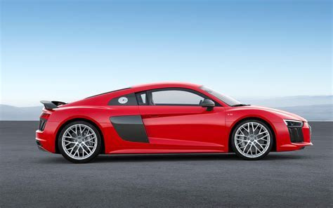 2016 Audi R8   Red Static   5 2560x1600   Wallpaper