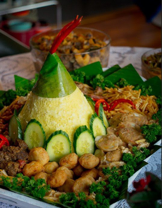 Traditional Events Food Indonesia  Food  Pinterest