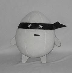 Ninja Joe plush