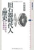旧石器時代人の歴史 アフリカから日本列島へ (講談社選書メチエ)