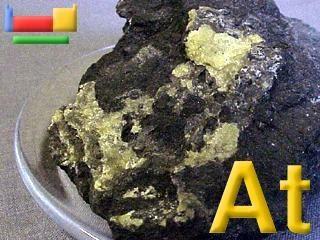 Astato: o elemento químico mais raro da Terra!