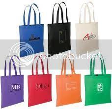 Goody Bag, Paper Bag.