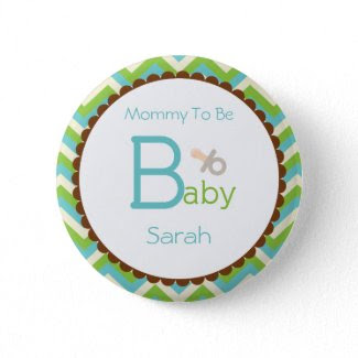 Mommy To Be Button