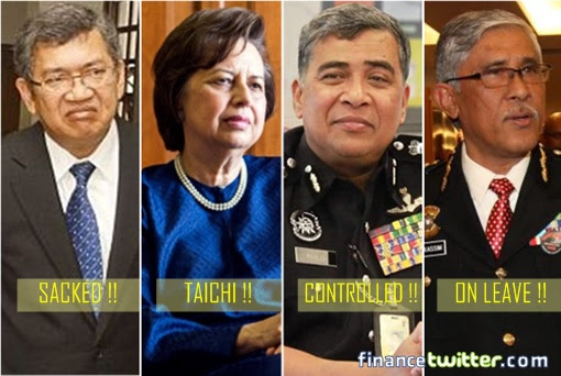 1MDB Scandal - What Happened to Task Force Top Officers