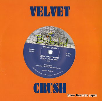 VELVET CRUSH goin' to my head