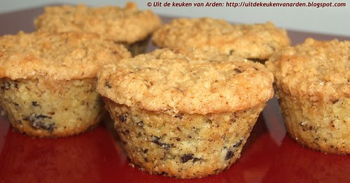 Tirolean Chocolate Muffins