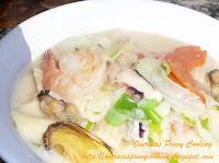 Seafood Sopas