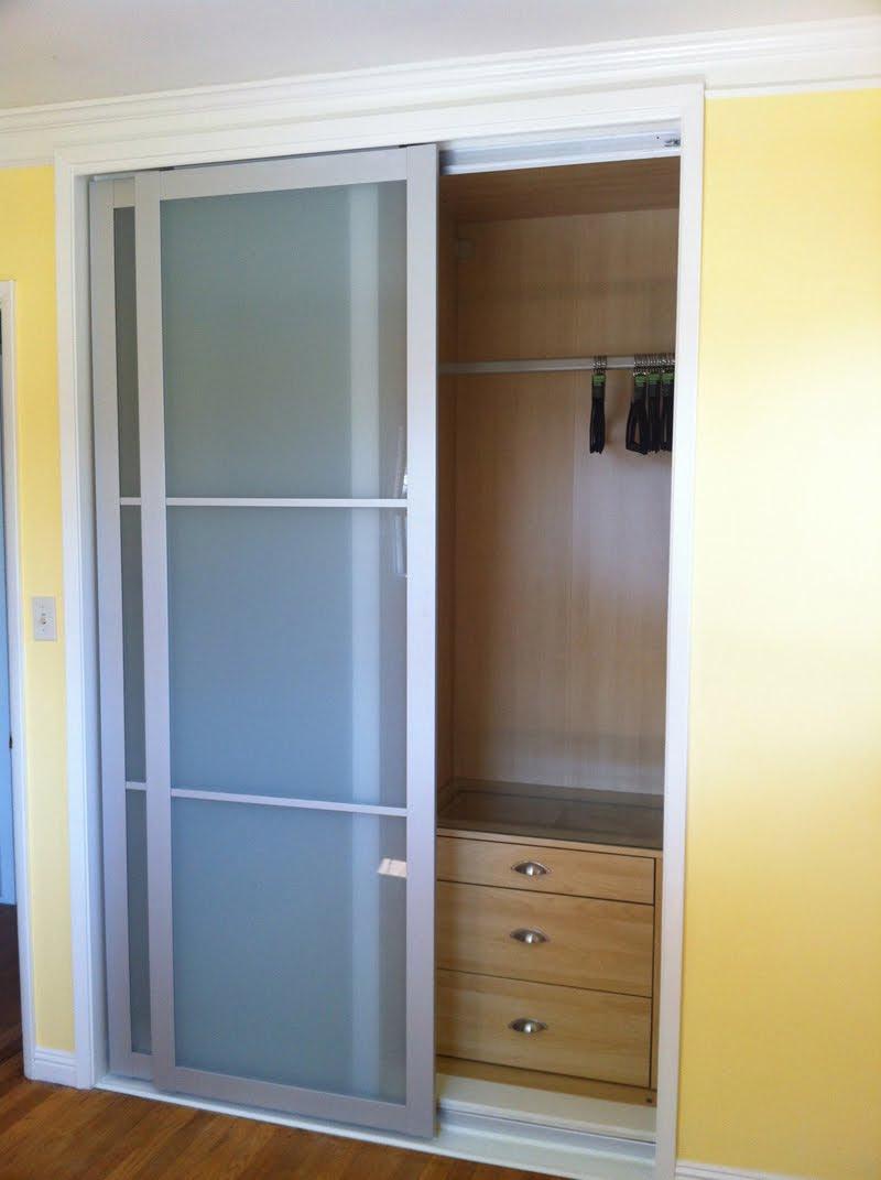 Bifold Closet Doors Ikea For Small Closet