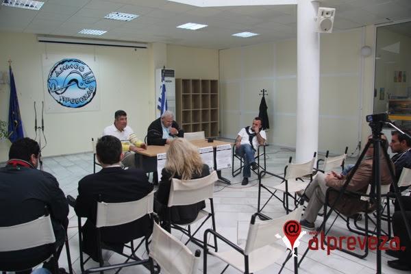 Μικρή συμμετοχή στην 1η ιδρυτική συνάντηση της Πανηπειρωτικής Ένωσης Αγροτών