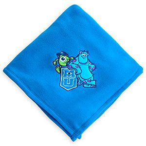 Monsters University Throw - Personalizable