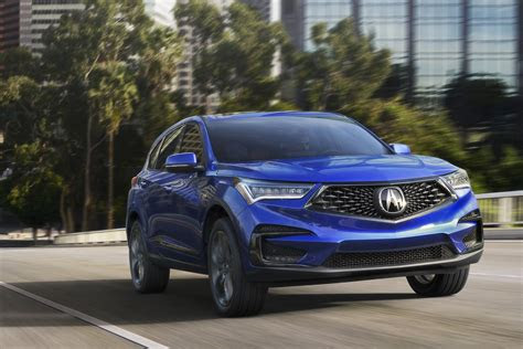 acura   interested   subcompact suv aims