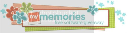 MyMemories Giveaway