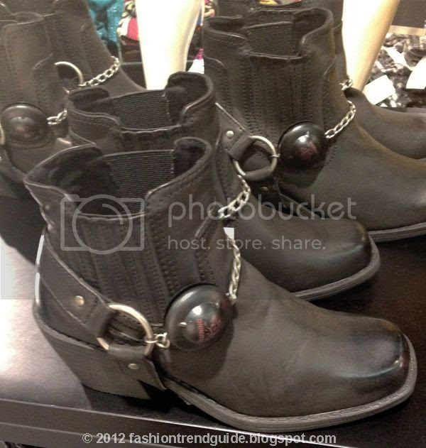 h&m moto harness boots