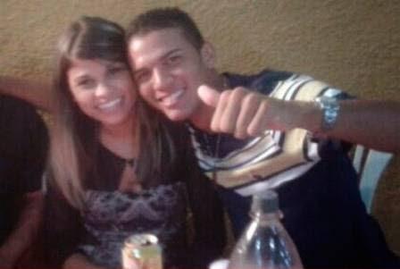 Renato e Patricia haviam discutido após uma festa