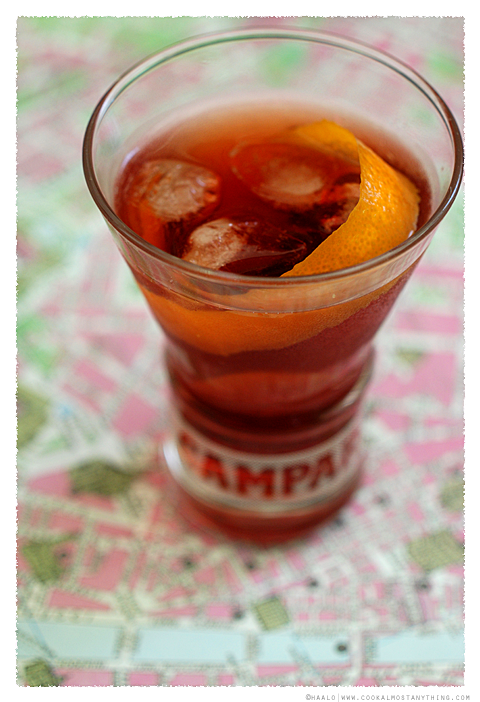 Negroni© by Haalo