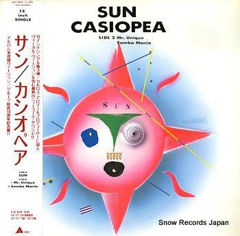 CASIOPEA sun