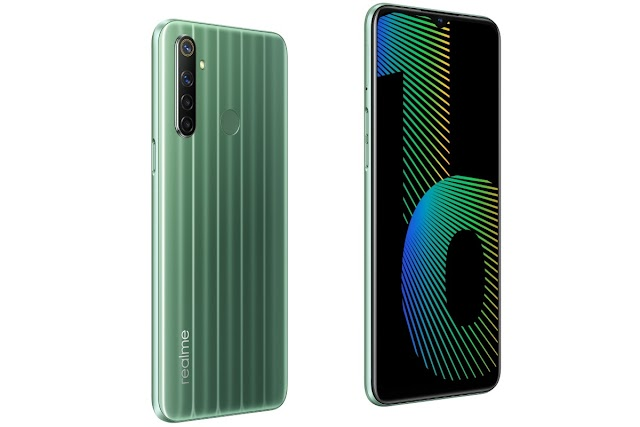Realme Narzo 10, Narzo 10A With Realme UI, 5,000mAh Battery Launched in India: Price, Specifications in hindi