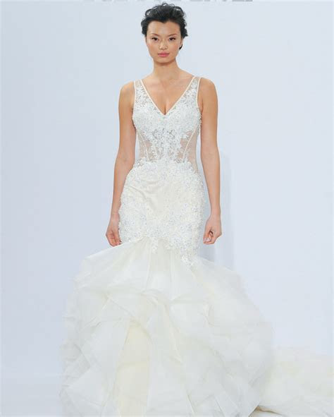 Randy Fenoli Spring 2018 Wedding Dress Collection   Martha