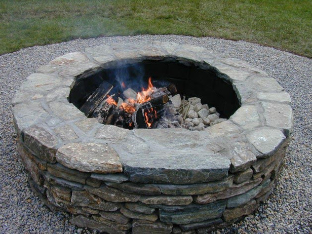 20 Stunning DIY Fire Pits You Can Build Easily – Home And ...