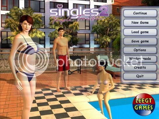 Singles triple trouble men ndity