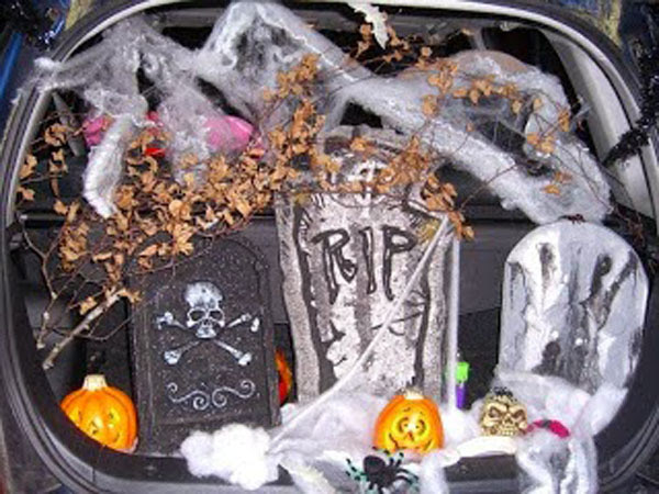 Craftaholics Anonymous 24 Trunk Or Treat Ideas