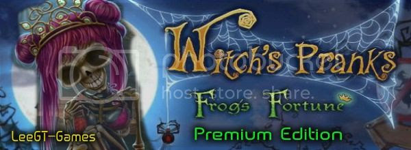 Witch's Pranks: Frog's Fortune PE [FINAL]