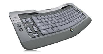 Wireless Ergonomic Keyboard Degin