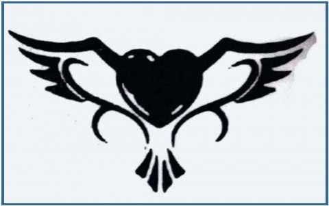 Tatuajes De Corazones Diseños De Tattoos De Corazones