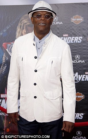 Samuel L Jackson wins legions of Twitter fans with his colourful tweets about the London Games